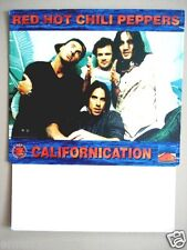 "RED HOT CHILI PEPPERS ""CALIFORNICATION"" AUSTRALIAN PROMO DIVIDER / STANDUP"