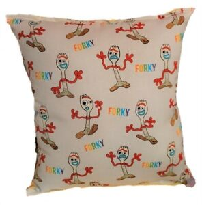 Forky Pillow HANDMADE Disney Toy Story 4 Cartoon 2021 Design Pillow Handmade USA