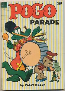 Pogo Parade No 1 1953 by Walt Kelly Golden Age Comic