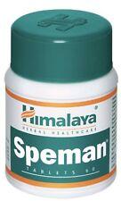 Himalaya Herbals Speman Herbal Tablets Low Sperm Count 60 Tablets