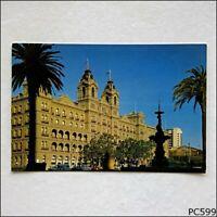 The Windsor Oberoi Hotel 103 Spring Street Melbourne Victoria Postcard (P599)