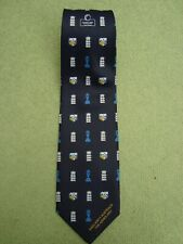 More details for the ashes: england v australia 2001 tie - never used cricket tie in cellaphane