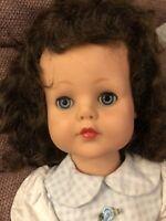 Vintage Ideal Posie Walker Doll 1956