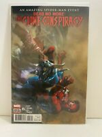 Dead No More: The Clone Conspiracy #3 Amazing Spider-Man NM Marvel Comic 2017