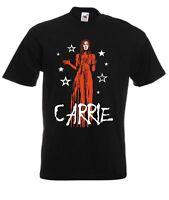 Carrie Classic Retro Horror Movie T Shirt