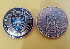 New York Police Department NYPD Challenge Coin