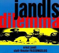 ERNST & STATT-THEATER FASSUNGSLOS JANDL - JANDLS DILEMMA  CD NEU JANDL,ERNST