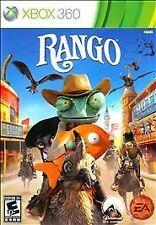Rango (Microsoft Xbox 360, 2011) GOOD