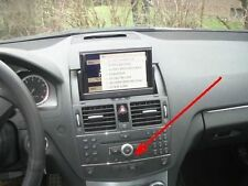 MERCEDES Comand PCMCIA + 2gb Micro SD Scheda + USB CARD READER w204 s204 Classe C