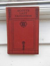 Scott's last expedition 1931 edition