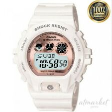 NEW G - SHOCK MINI GMN - 691 - 7 BJF white / pink gold in Box genuine from JAPAN