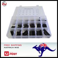 360 Pieces Metric Roll Pin assortment grab kit Australian Stock M2 - M10 sizes.