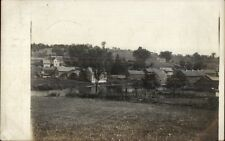 General View of Town GRANT Cancel What State? Sent to Galesburg IL c1910