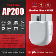 AUTEL OBD2 Bluetooth Car Scanner ELM327 EOBD Code Reader Diagnostic Scan Tool