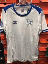 Umbro El Salvador 2017-18 Football Soccer Futbol Jersey  authentic  459edea82