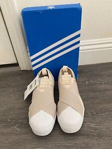 Adidas Superstar Slip On NIB 5.5