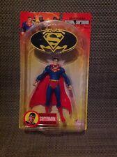 Batman/Superman Return Of Supergirl Superman Action Figure New, Never Opened