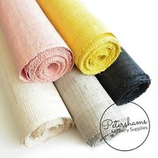 Raffia Straw Fabric for Millinery & Hat Making - 1/2 metre