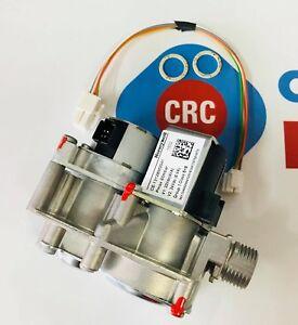 VALVOLA GAS GPL RICAMBIO CALDAIE ORIGINALE VAILLANT CODICE: CRC053521