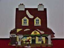 Van Tassel Manor Department 56 New England Village Series 1990 Mib