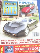 WHICH KIT? MAGAZINE JUL 1994 FINALE IMOLA TWO SENSATIONAL NEW CARS