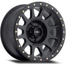 "Method Wheels MR30568060500 MR305 NV Series 6 x 5.5"" Bolt Pattern Matte Black"