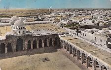 Alte Ansichtskarte Postkarte Ägypten 1959 Kairo Hof der Großen Moschee gelaufen