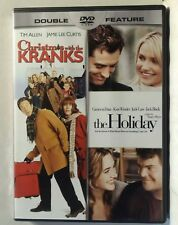 Christmas with the Kranks/The Holiday (DVD, 2013) (dv2830)