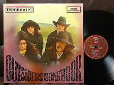 OUTSIDERS Songbook 2nd LP 67 ORIGINALE OLANDESE Garage Punk PSYCH BEAT FREAKBEAT