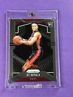 2019-20 Panini Prizm KZ Okpala Rookie Rc Miami Heat Base #275