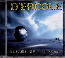 D'ERCOLE - Dreams Of The Heart NEU Escape Magnum Thunder Voodoo X AOR/HARD ROCK