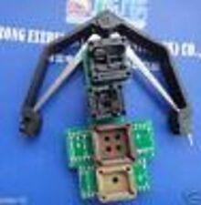 5pcs Adapters PLCC44 PLCC32 SOP8 DIP8 150/200mil Sockets Kit for TL866CS TL866A