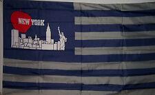 NEW 3x5ft NEW YORK YANKEES CITY PRIDE BANNER FLAG VERY RARE