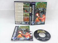 Virtual Hydlide Sega Saturn Complete PAL