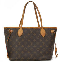 LOUIS VUITTON Shoulder Bag Translated ants Monogram Never full PM from japan