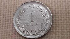 Turkey 1 lira 1970