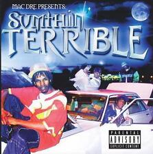 Mac Dre presents Sumthin' Terrible - Self Titled (s/t) [PA] CD SEALED NEW thizz