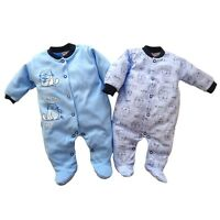 Baby Boys *Playsuit *Sleepsuit *Babygrow 100% Cotton  Newborn up to 18 Months