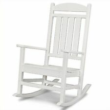 Plastic Patio Rocking Chairs For Sale | EBay