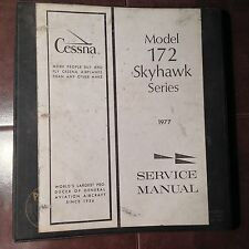 1977 Cessna 172 Service Manual