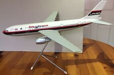 Travel Agent Model 1/100 Laker Airways Airbus A300 with a Stand
