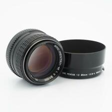 Asahi SMC Pentax-M 85mm F/2 K-Mount Lens