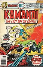 Kamandi the last Boy on Earth nº 41/1976 Gerry Conway Chic Stone & Mike Royer