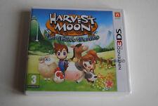 Jeux 3ds - Harvest Moon la Vallée perdue (nintendo 3ds/2ds) Nintendo