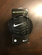 """Nike 5"""" Adult Unisex Recovery Ball Massage Muscle Color Black 5"""" Diameter"""