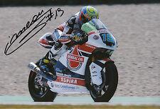 Xavier Simeon Hand Signed Federal Oil Gresini Suter 12x8 Photo 2014 Moto2 5.