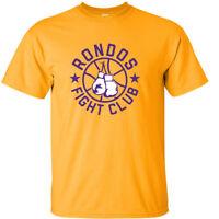 """Los Angeles Lakers Rajon Rondo Brandon Ingram """"Fight Club"""" T-Shirt"""