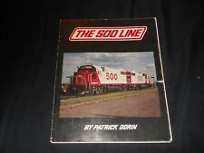 The Soo Line by Patrick Dorin Signed Copy