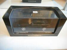Minichamps Ford Mustang GT in Black on 1:43 in Box