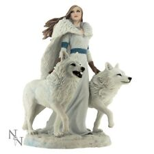 Anne Stokes Winter Guardians 23cm Figurine
